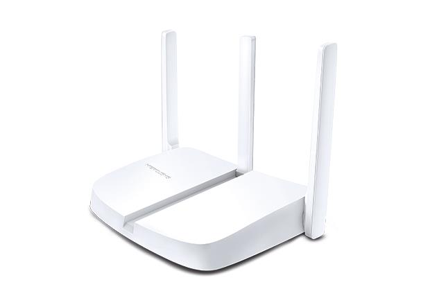 Wireless Router | MERCUSYS | Wireless Router | 300 Mbps | IEEE 802.11b | IEEE 802.11g | IEEE 802.11n | Number of antennas 2 | MW305R