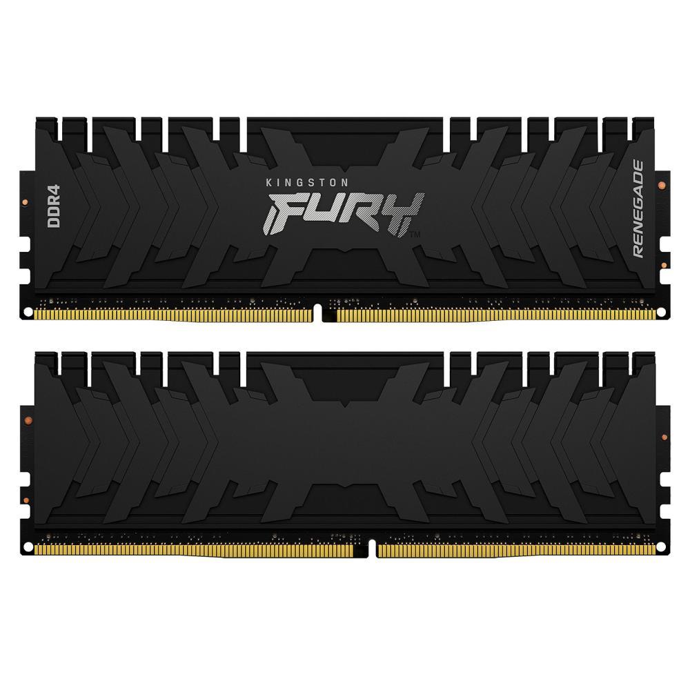 MEMORY DIMM 16GB PC25600 DDR4/K2 KF432C16RBK2/16 KINGSTON