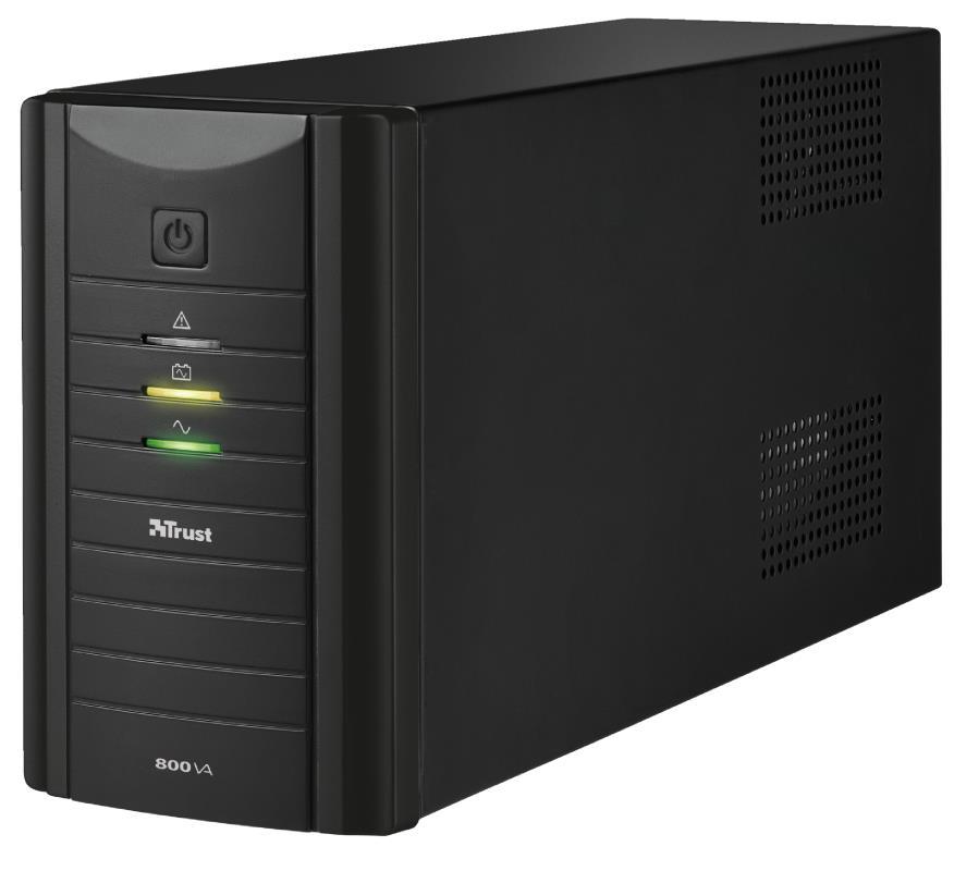 UPS|TRUST|800 VA|Desktop/pedestal|17938