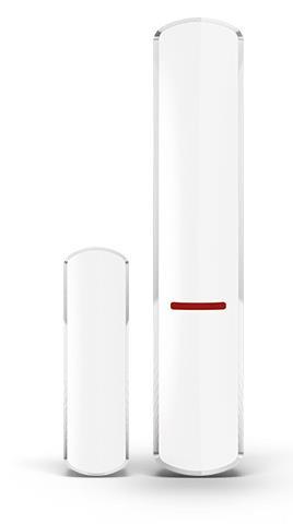 DETECTOR UNIVERSAL WIRELESS/WHITE AXD-200 SATEL