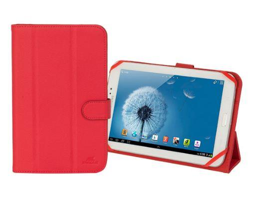 TABLET SLEEVE 7 MALPENSA 3132 RED RIVACASE