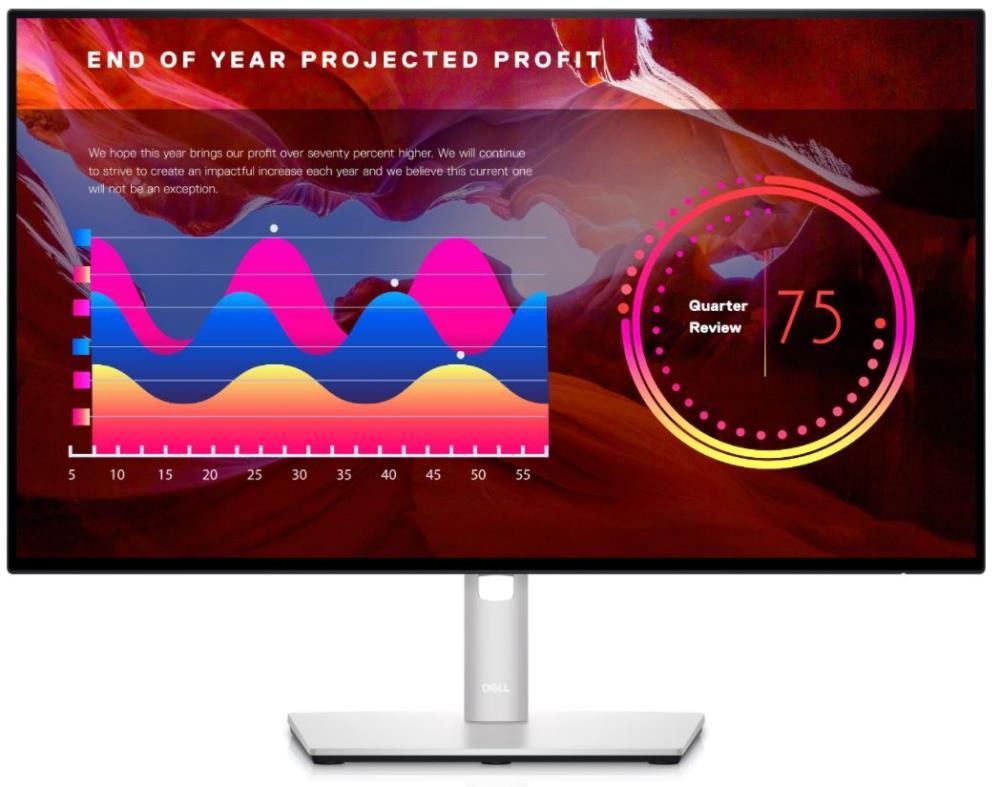 LCD Monitor DELL U2422H 23.8