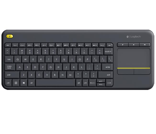 KEYBOARD WRL TOUCH K400 PLUS/RU 920-007147 LOGITE..