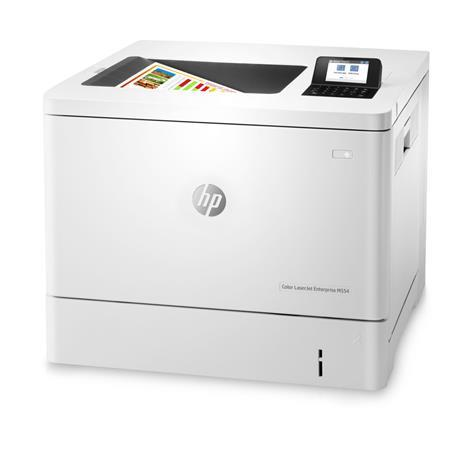 Laser Printer HP LaserJet Enterprise M554DN USB 2..