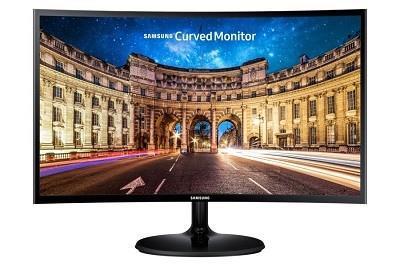 LCD Monitor SAMSUNG C24F390 24