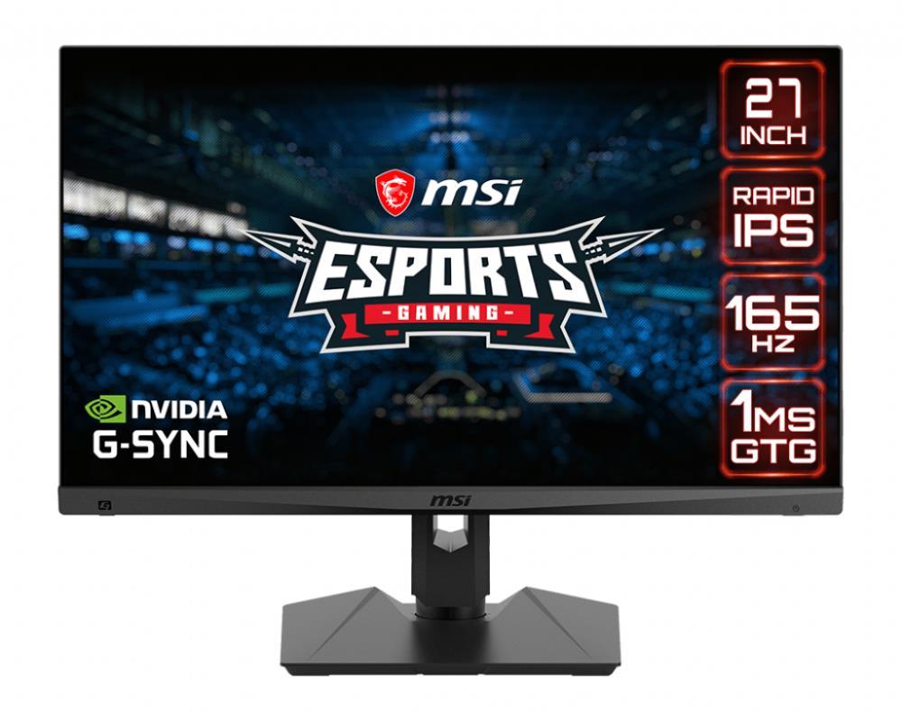 LCD Monitor MSI Optix MAG274QRF 27