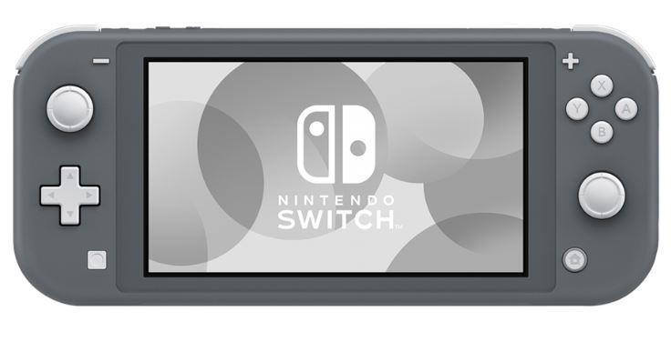 CONSOLE SWITCH LITE/GREY 2789310 NI..