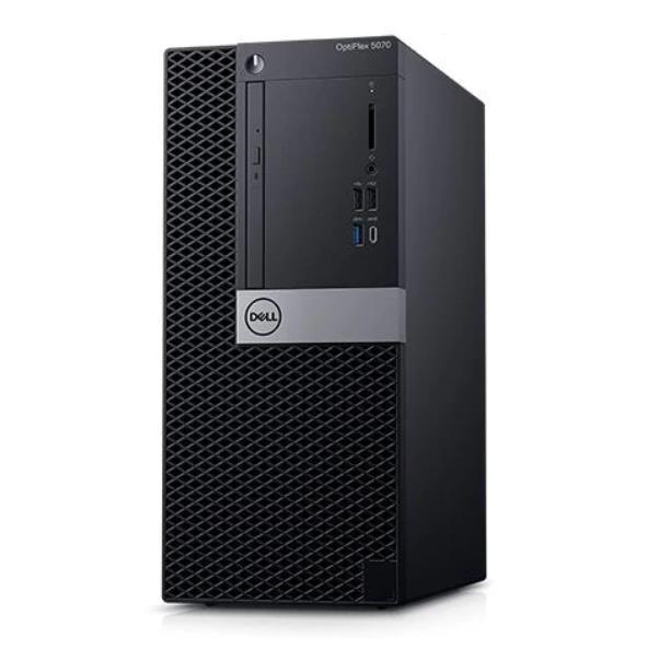 PC DELL OptiPlex 5070 Business MiniTower CPU Core..