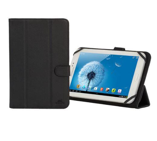 TABLET SLEEVE 7 MALPENSA 3132 BLACK RIVACASE