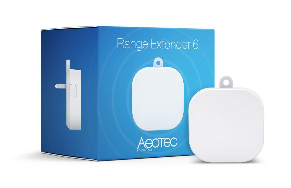 SMART HOME RANGE EXTENDER/Z-WAVE AEOEZW117 AEOTEC