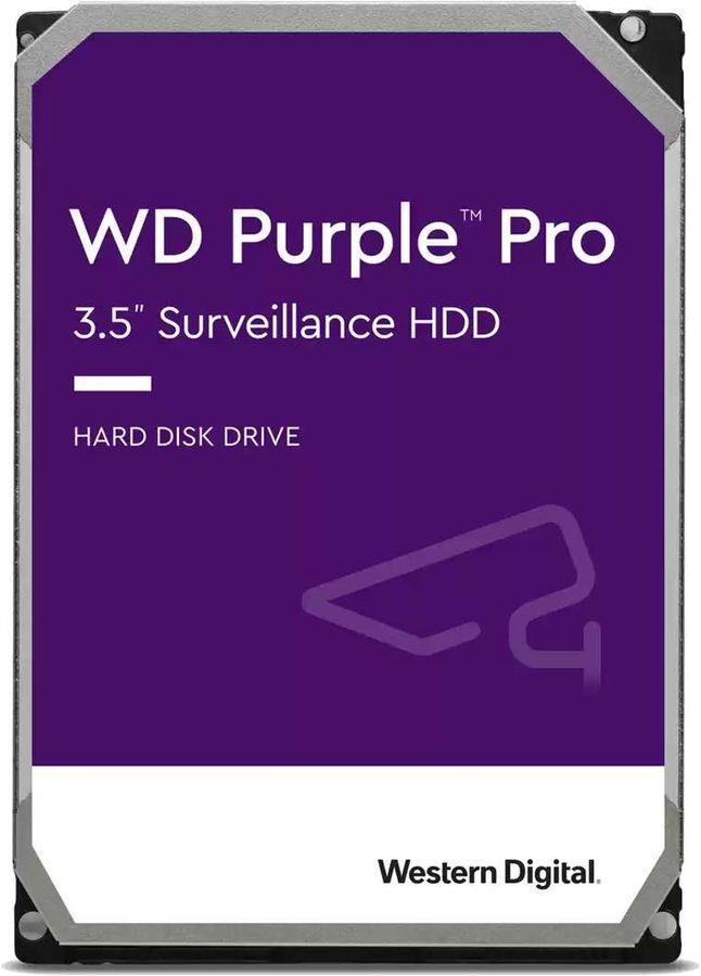 HDD SATA 14TB 6GB/S 512MB/PURPLE WD141PURP WDC