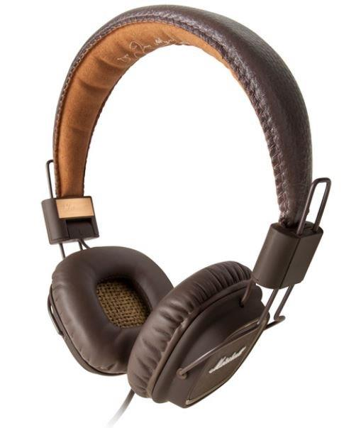 HEADPHONES MAJOR II BROWN 04091112 MARSHALL