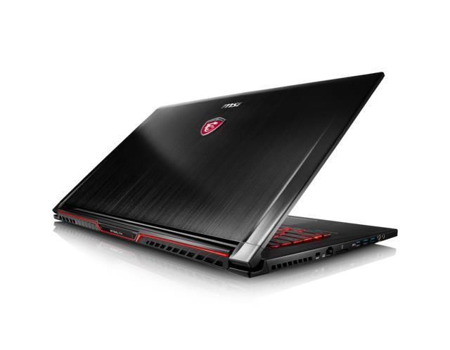MSI Gaming GS73VR