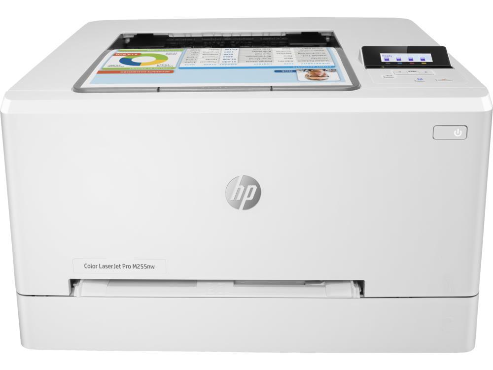 Colour Laser Printer|HP|M255NW|USB 2.0|WiFi|ETH|7..