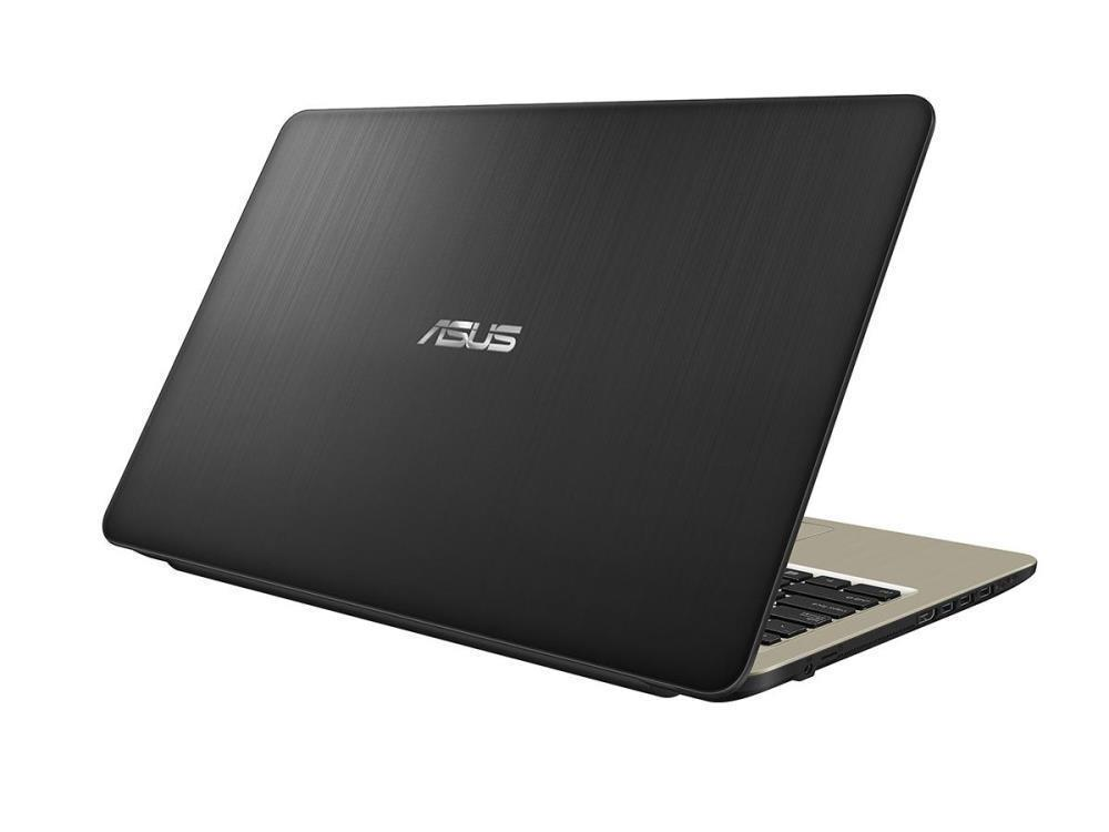 Notebook | ASUS | VivoBook Series | X540UA-DM030T | CPU i5-7200U | 2500 MHz | 15 | 1920x1080 | RAM 4GB | DDR4 | HDD 1TB | 5400 rpm | Intel HD graphics 620 | Integrated | ENG | Windows 10 Home | Chocolate Black | 2 kg | 90NB0HF1-M00350