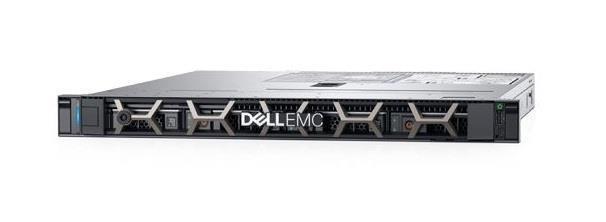 SERVER R340 E-2234 H330/4X3.5/2X350W/RAILS/3Y SCS DELL