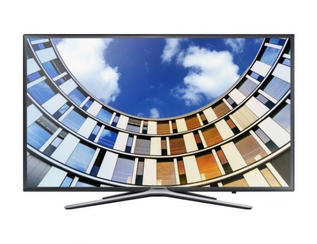 TV Set | SAMSUNG | Smart FHD | 32 | 1920x1080 | Wireless LAN | Tizen | Colour Titanium | UE32M5522AKXXH