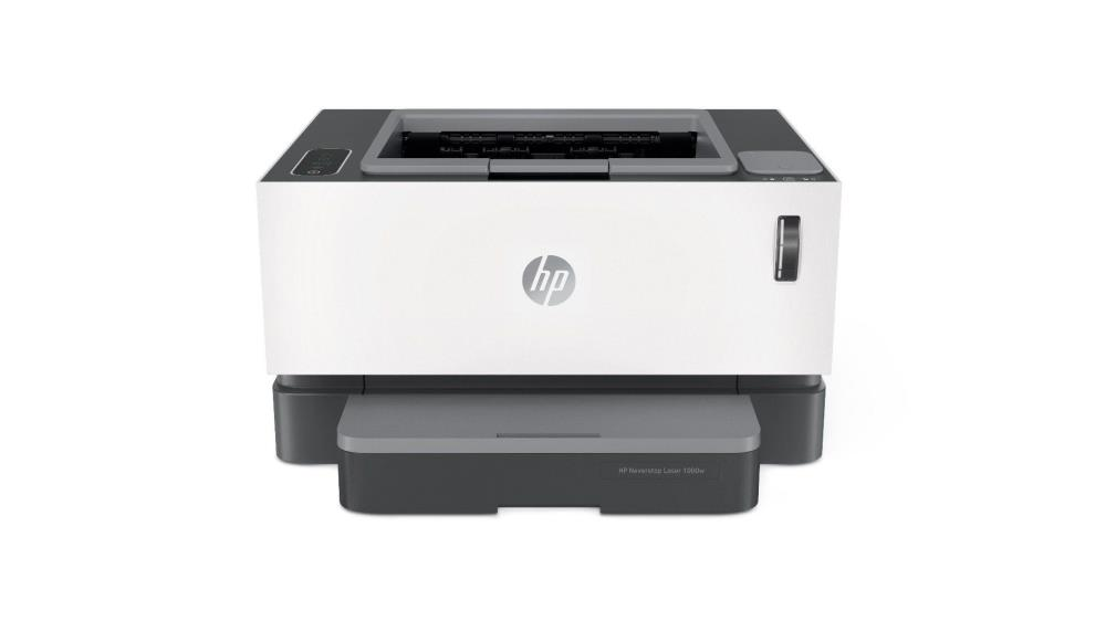 Laser Printer|HP|Neverstop Laser 1000w|USB|WiFi|4..
