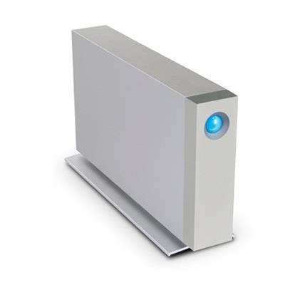 External HDD | LACIE | 6TB | USB 3.0 | Thunderbolt | Silver | STEX6000400