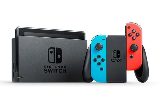 CONSOLE SWITCH/RED/BLUE 10002207 NI..