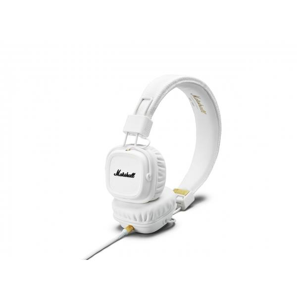 HEADPHONES MAJOR II WHITE 04091113 MARSHALL