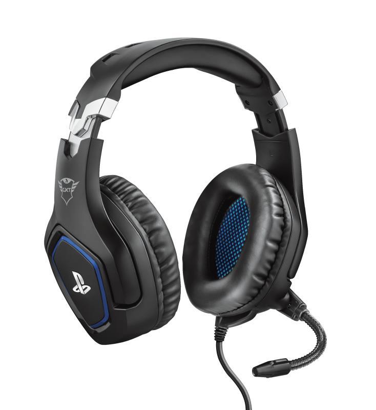 HEADSET GXT 488 FORZE PS4/23530 TRUST
